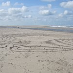 Four Winds labyrinth, Kijkduin 2012
