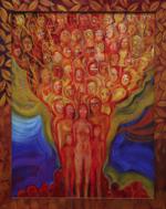 Painting 'Family tree'