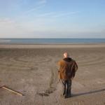 PL, the path, Kijkduin 2011