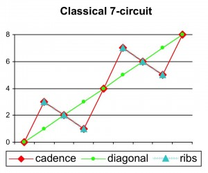 Classical 7 circuit cadence