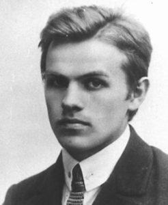 Dabrowski young man